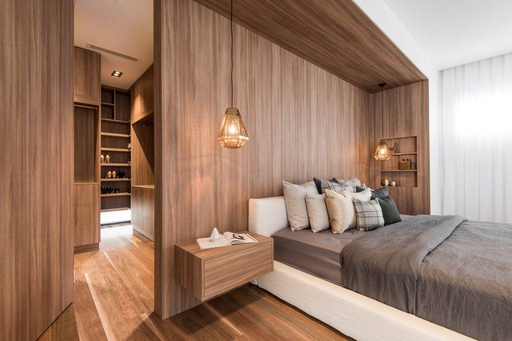 Bright And Inviting Modern Show House In Perth Australia Diseno Interior De Dormitorio Dormitorios Dormitorios Modernos