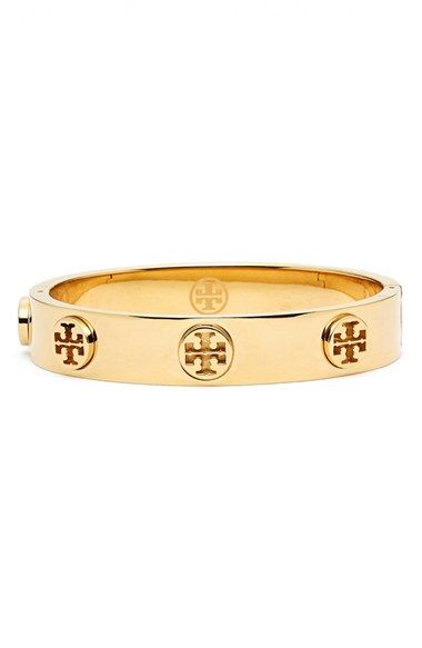 880b7bf31ec Tory Burch Logo Bracelet available at  Nordstrom