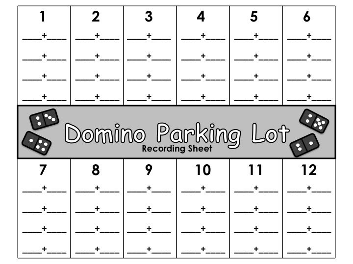 If you've used the Domino Parking lot mat before, here's a