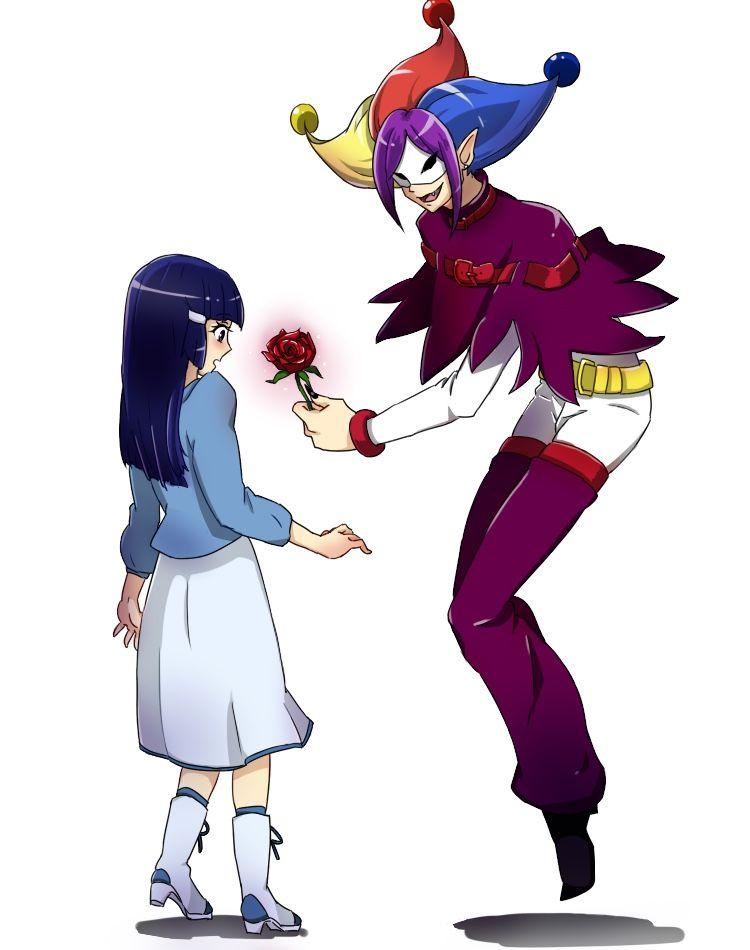 Joker and Beauty/Reika | Smile Pretty Cure! | Smile pretty ...