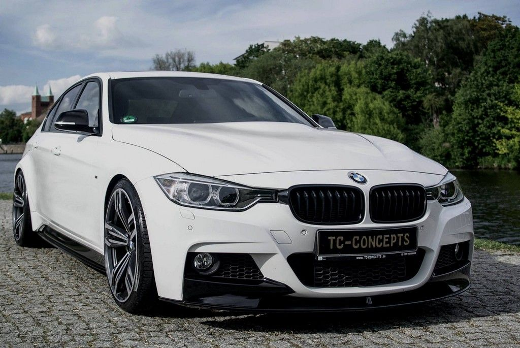 Tc Concepts F30 3 Series Wide Body Kit White Cars Bmw 3 Series