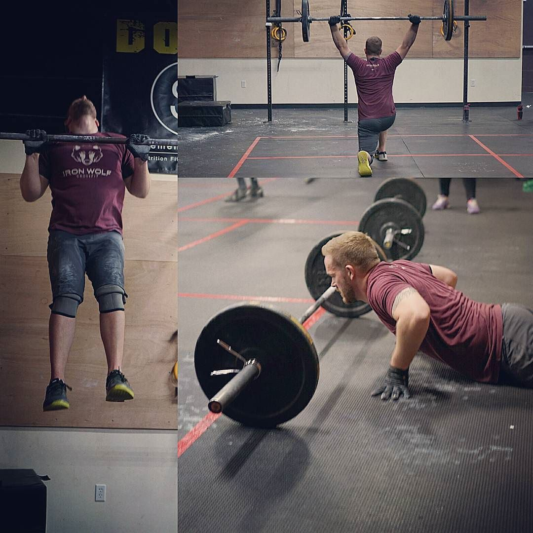 T J Dreyer On Instagram Crossfit 16 1 Open Wod Is In The Books Burpees Are Evil By The Way Crossfit Burpees Wod