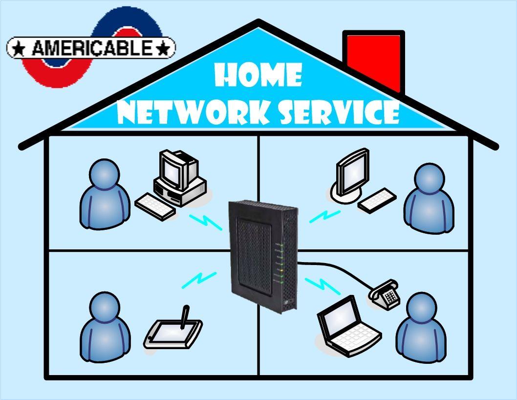 Americable   TV & internet provider aboard MCAS iwakuni.