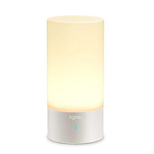 Aglaia Lampe De Chevet Led Lampe Led D Atmosphere Avec 3 Https