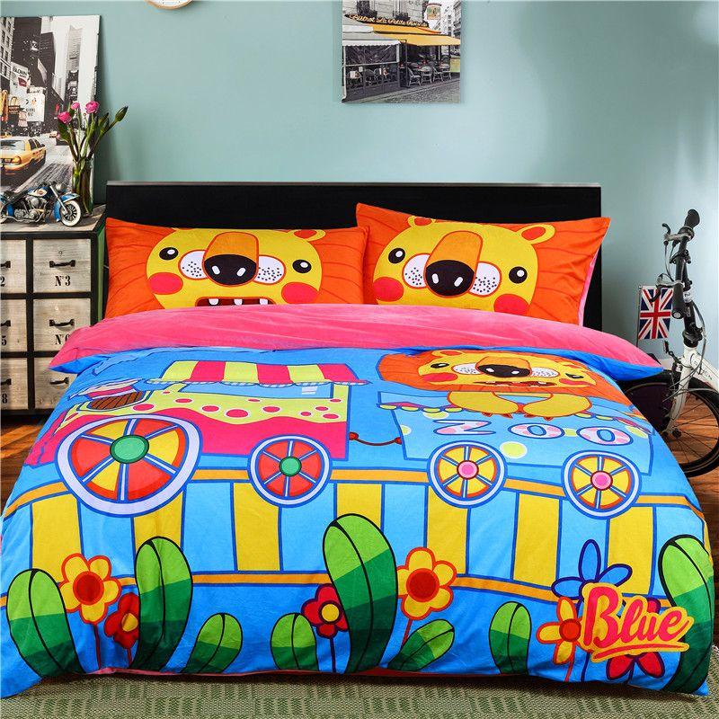 Duvet cover+bedsheet+pillowcase highquality flannel