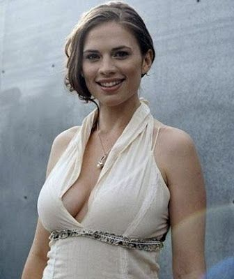 Hayley Atwell Measurements Height Weight Diet Workout Of
