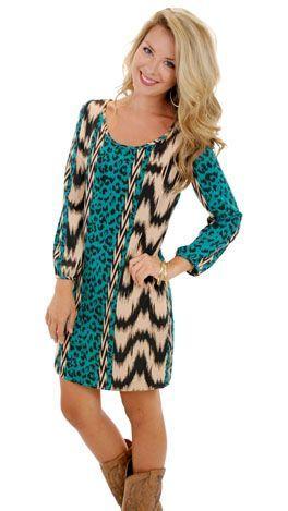 Cheetahs Never Prosper Dress :: NEW ARRIVALS :: The Blue ...