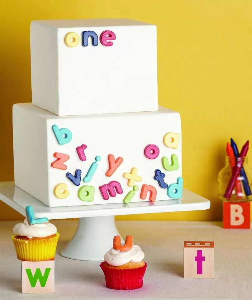 Letter cake Little ones Pinterest Cake Birthdays and Birthday