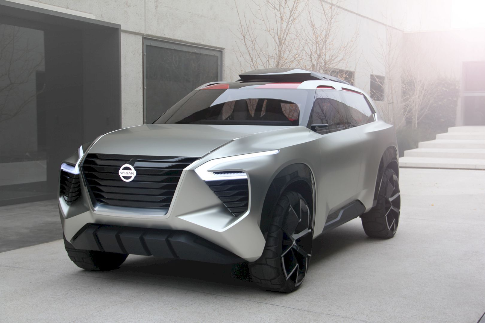 Nissan Xmotion Rule Out Any Doubt In Designing The Next Step Of Futuristic Suv Nissan New Luxury Cars Concept Cars