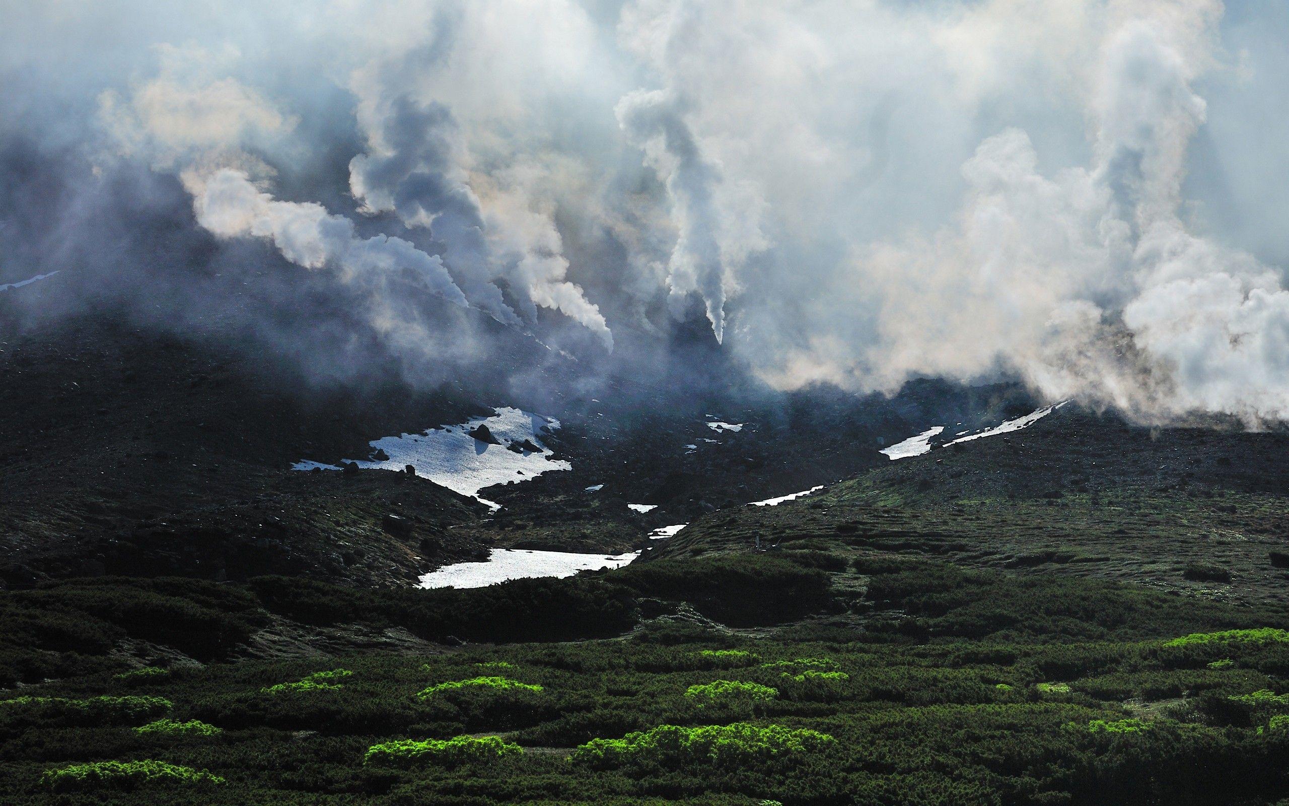 Japan Mountains Clouds Landscapes Asia Wallpaper 2629737 Wallbase Cc Landscape Wallpaper Japan Landscape Landscape
