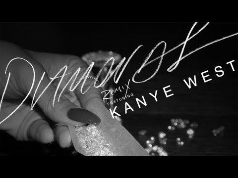 Rihanna Feat Kanye West Diamonds Remix High Society Kanye West Diamonds Wedding Jewellery Inspiration