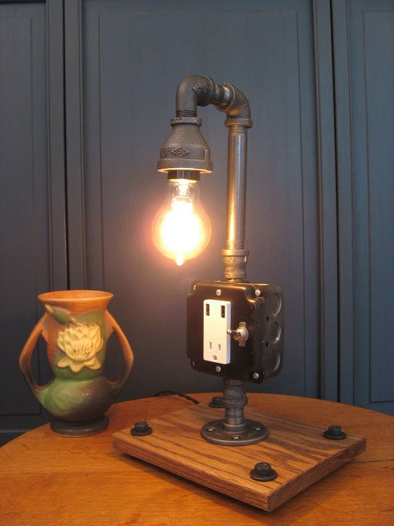 The Claudia (Lamp, Outlet And USB)