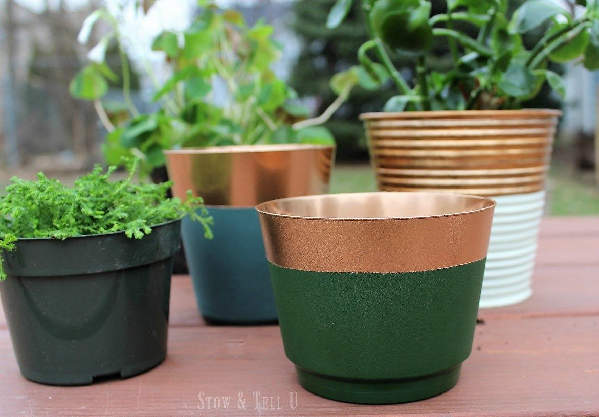 diy painted ll you love make planter planters via pot ideas flower youll
