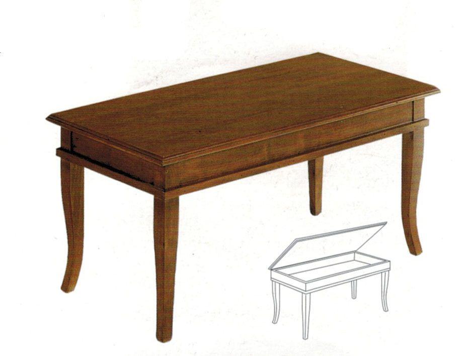 Dettagli su Tavolino rettangolare arte povera , soggiorno ...
