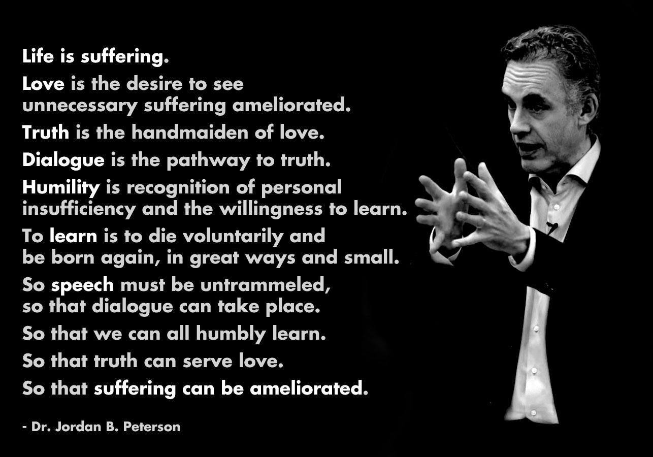 Bildresultat för jordan b peterson quotes
