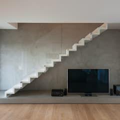 Residenza privata - design meregalli- merlo- carmagnola ingresso, corridoio & scale in stile moderno di mabele by ma-bo srl moderno | homify