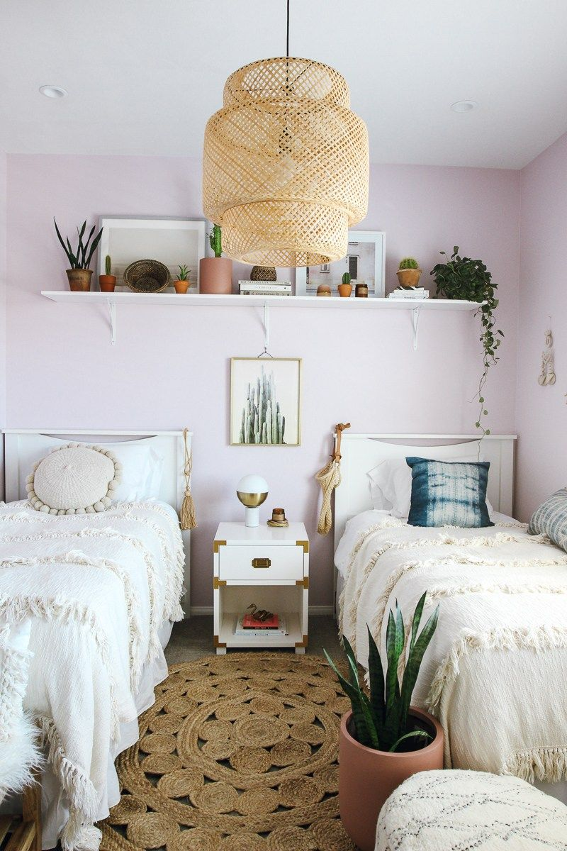 3 Rules To A Lavender Inspired Bedroom Shared Girls Bedroom Bedroom Inspirations Bedroom Decor