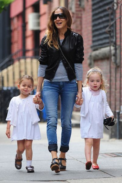 SJP and Her Twins Looked Summer-Ready  45f6d0db7b033