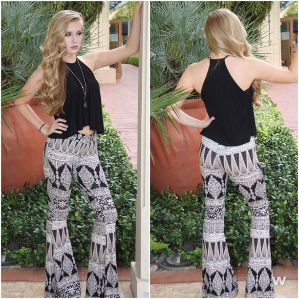 41eb9d1ab30 What a great date night or girls night out 70's inspired boho outfit!
