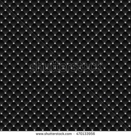 Abstract Luxury Black Diamond Background Vector Illustration EPS10