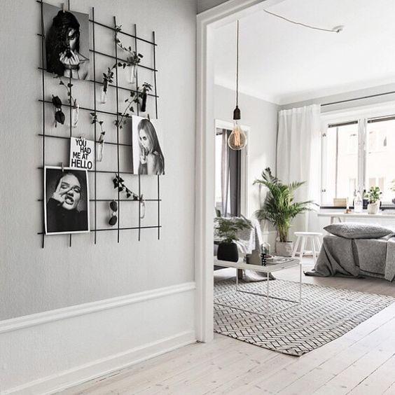 Decoración de habitaciones Being Crafty Pinterest Pequeña