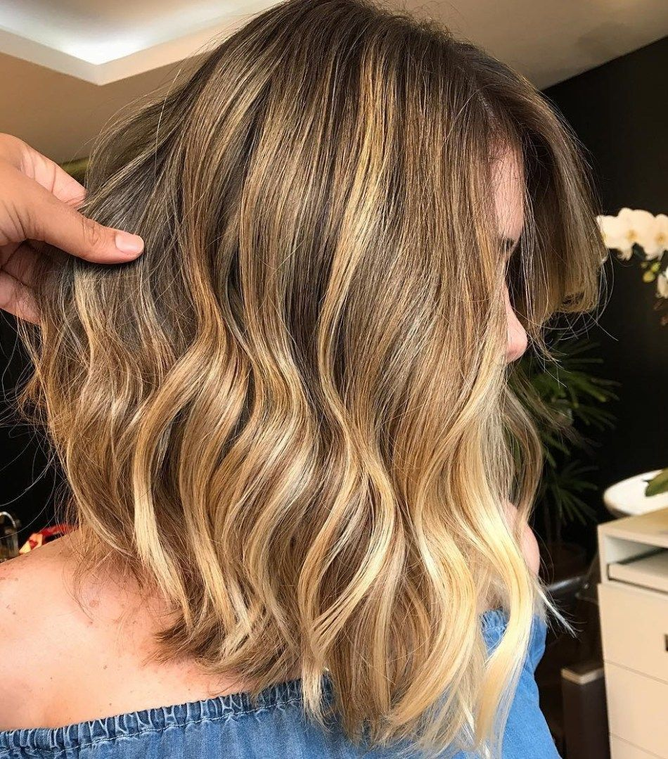 20 Golden Brown Hair Color Ideas All Brunettes Need To See