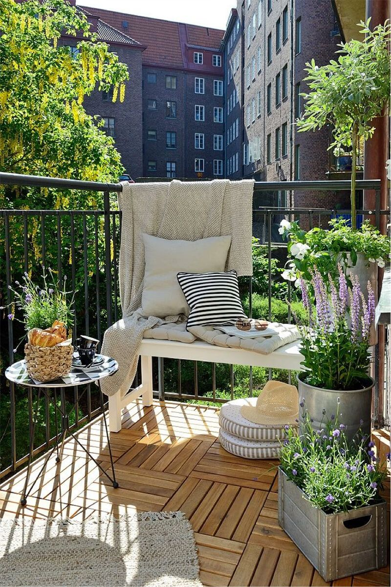 Aménager Son Petit Jardin concernant shopping : aménager son petit balcon d'appartement | petits