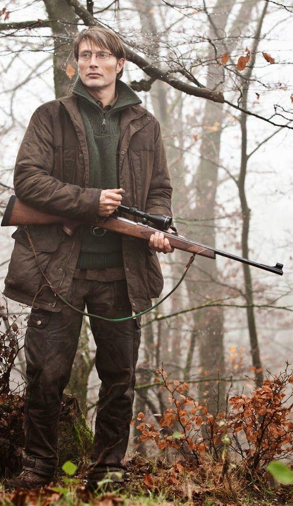 The Hunt [2012] directed by Thomas Vinterberg, starring Mads Mikkelsen, Annika Wedderkopp, and Thomas Bo Larsen.