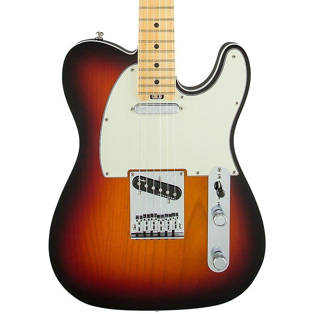Fender American Elite Telecaster Maple Fingerboard Electric Guitar 3-C