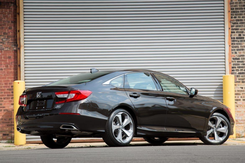 2018 Honda Accord Review First Drive 2018 honda accord
