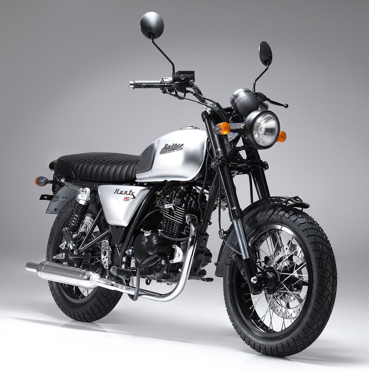 bullit hunt s 125 euro 4 et cbs pour 2017 dicana custom motorcycles motorcycle y cars. Black Bedroom Furniture Sets. Home Design Ideas