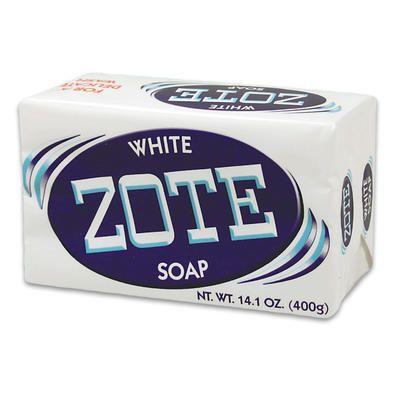 Zote Laundry Soap Bar Wholesale Zote 400gm White Laundry Bar