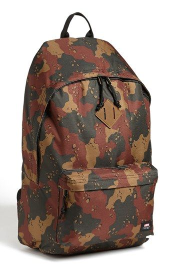 Obey 'Quality Dissent' Backpack available at #Nordstrom