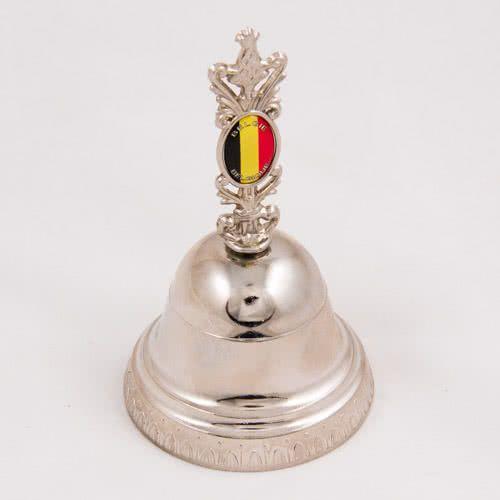 Decorative Bells Brilliant Decorative Bell Belgiumbelgium Metal 11 Cm  Souvenir Dinner Design Ideas