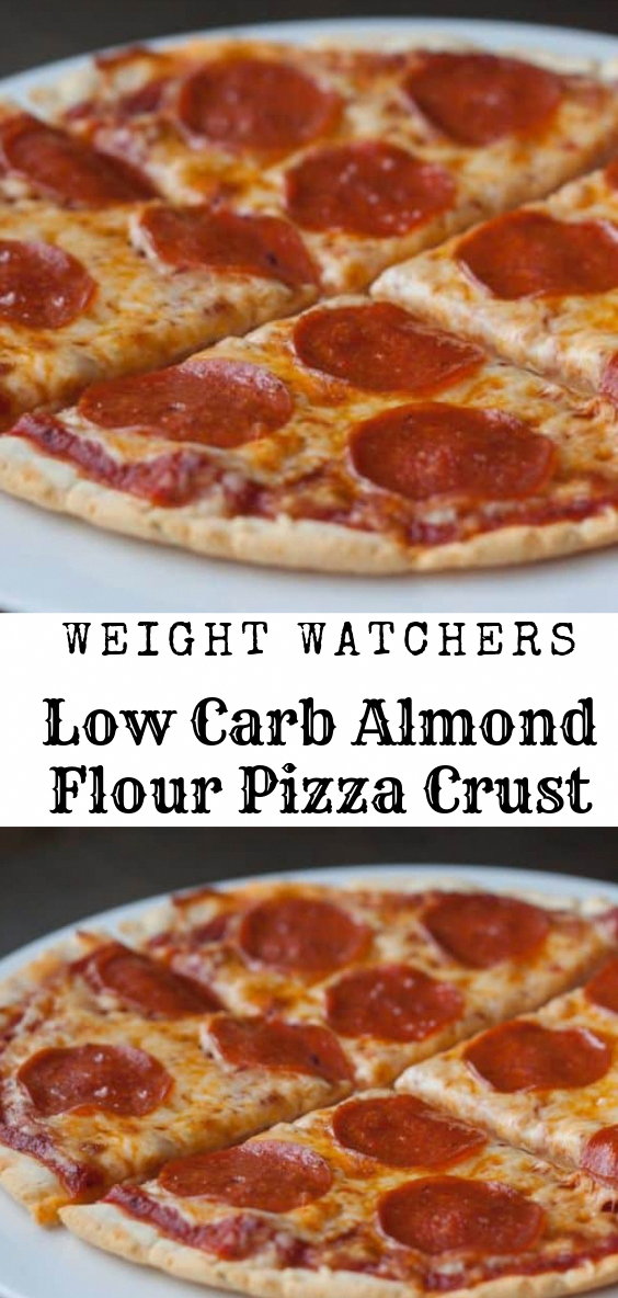 Low Carb Almond Flour Pizza Crust #weightwatchers #weight_watchers #Low #Carb #Almond #Flour #Pizza #Crust #KetoDietBreakfastRecipes