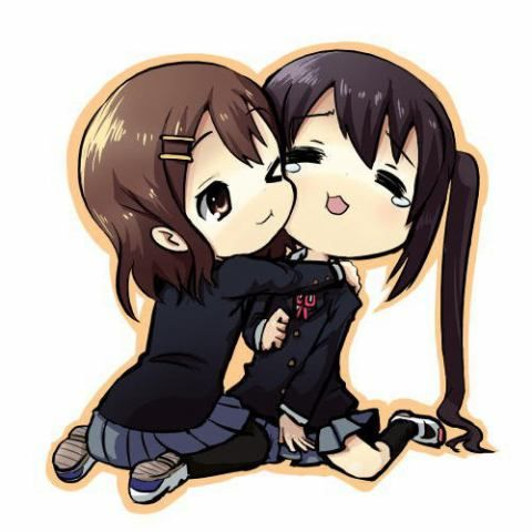 K On Yui Chibi