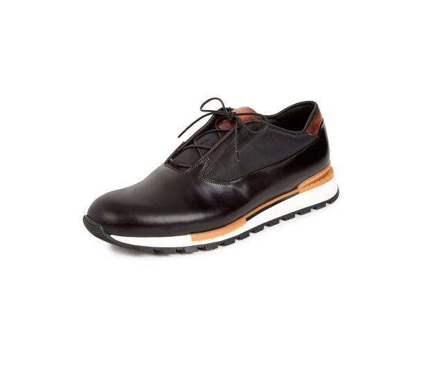 Fast Track Leather Sneakers Berluti 8lSu7f16B