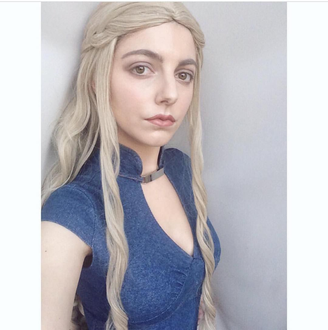 @manon.madness Looking amazing in Lush style: Thrones  . . This #cute #wig will be back in stock soon  . . #cosplaywig #cosplay #cosplayer #got #daenerystargaryen #daeneryscosplay #wigs #lushwig #lushwigs #lushhair #gameofthrones  Lushwigs.com (link in bio)  Check out our other GOT style #lushwigsdaenerys Available now.