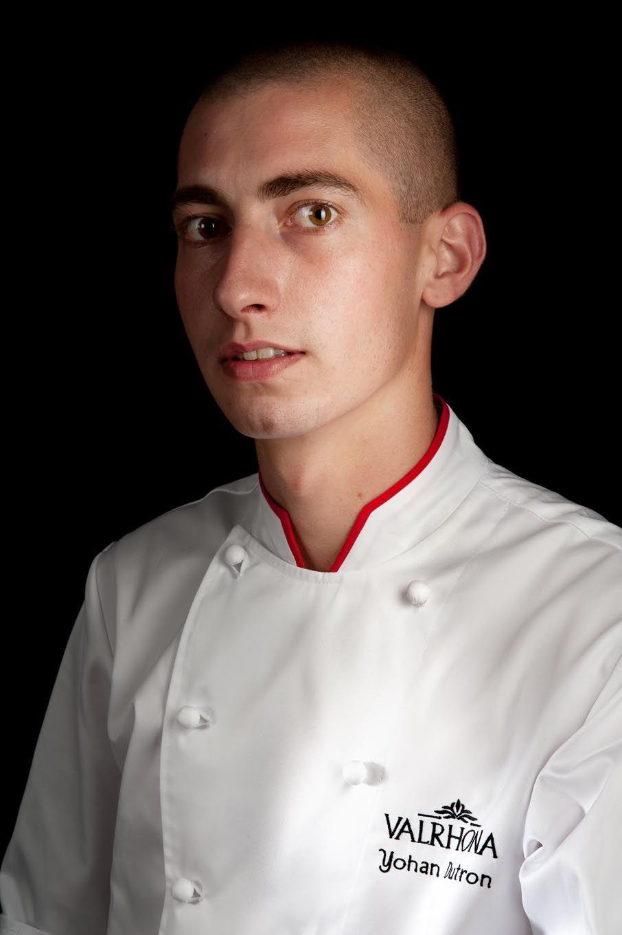 Yohann DUTRON - Pâtissier Assistant (École de Tain l'Hermitage)