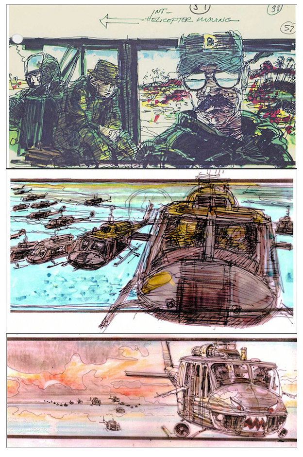 Movie Storyboards Expose Fascinating Insight Into Famous Films