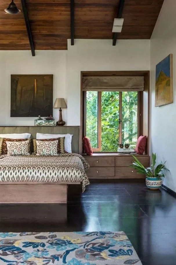 77 The Best Indian Home Decoration Ideas For Your New Home 6 Decorinspiration Homedecorationid In 2020 Indian Bedroom Decor Indian Home Interior Home Decor Bedroom