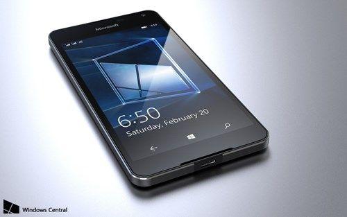 Lumia 650 được giao bán trực tuyến ngay từ khi chưa lên kệ