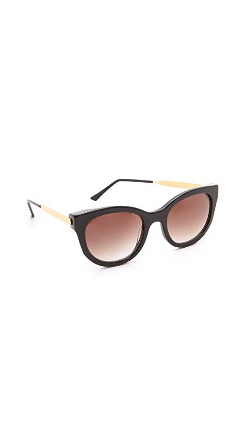 Thierry Lasry Lively Sunglasses | Sunglasses with a plastic frame ...