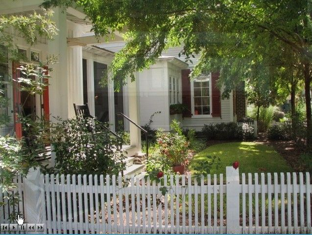 Moser Design Cottage Of The Year   Back Of House. Cottage HouseCottage  LivingSouthern ...