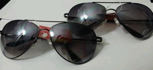 453da66826 2 pair of Style Science Revlon Black Aviator sunglasses  2.99 for 2 ...