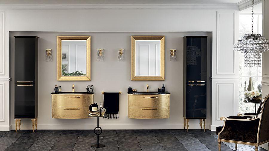 Magnifica Luxurious Italian Bathroom True To Its Name Italian Bathroom Design Bathroom Furniture Modern Italian Bathroom