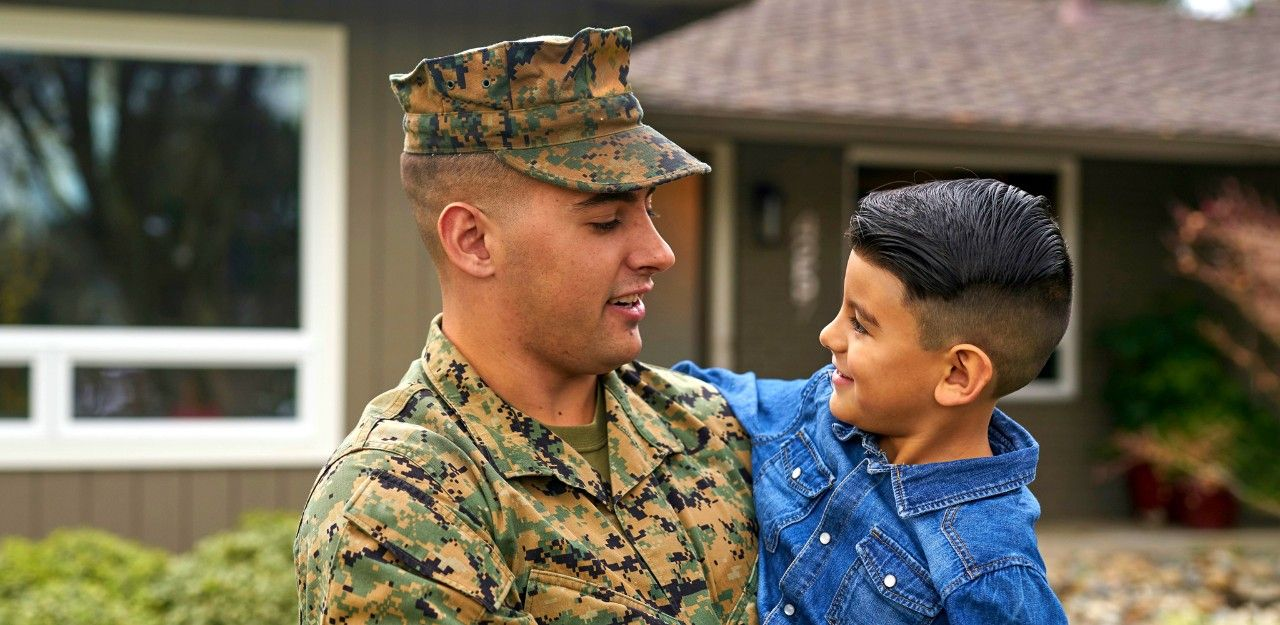Navigating the VA Loan Process | Va loan process, Navy ...