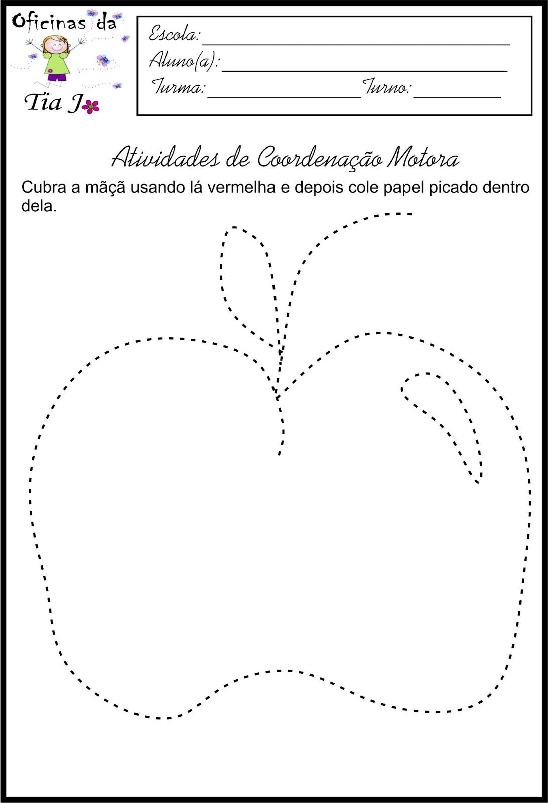 Muitas vezes Coordenação motora fina | Jossandra Barbosa … … | Pinteres… PD49