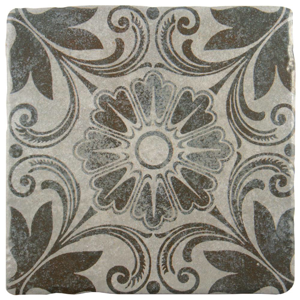 Merola Tile Take Home Sample Costa Cendra 7 3 4 In X Ceramic S1feb8ccd6 The Depot Floor Wall Patterns