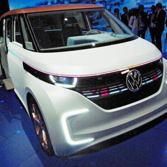 #CES2016 #Volkswagen #Cars #DrivingPerformance #Instacars #CarsofInstagram #car #instacar #carinstagram #nofilter #aramisauto
